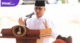 Sekretaris Daerah Kabupaten Muba Drs H Apriyadi MSi. FOTO : VIRALSUMSEL.COM