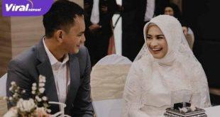 Prosesi pernikahan Ikke Nurjanah dengan Karlie Fu. FOTO : IG IKKE NURJANAH