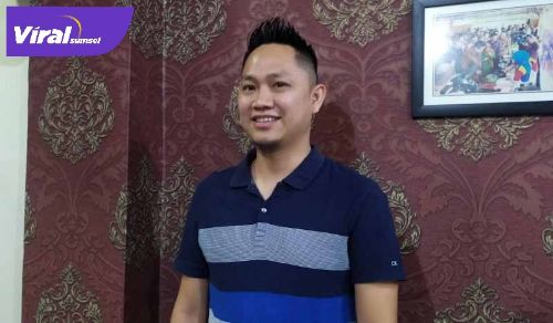 Manajer Sriwijaya FC Muhammad Fadli. FOTO :VIRALSUMSEL.COM