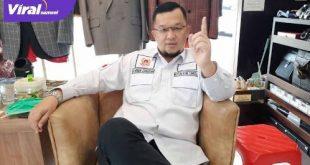 H Hendri Zainuddin Wakil Direktur PT Sriwijaya Optimis Mandiri. FOTO :VIRALSUMSEL.COM