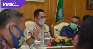 Sekda Kota Palembang Ratu Dewa. FOTO : VIRALSUMSEL.COM
