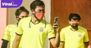 Ichsan Kurniawan gelandang serang Muba United. FOTO:VIRALSUMSEL.COM