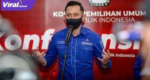 Agus Harimurti Yudhoyono Ketua Umum DPP Partai Demokrat. FOTO :VIRALSUMSEL.COM