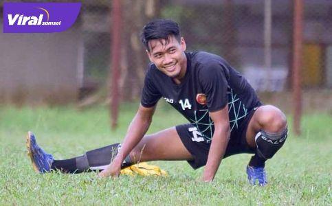Dwi Cakra Yudha midfielder Sriwijaya FC. FOTO : VIRALSUMSEL.COM