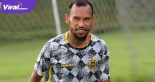 Nur Iskandar kapten Semen Padang FC. FOTO : IG