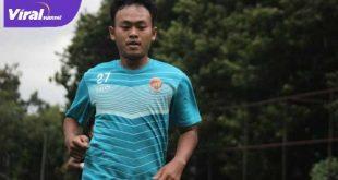 Roby Andika trial di Sriwijaya FC. FOTO : MO SFC