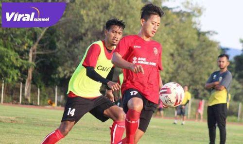 Mohamad Fadil Redian lolos seleksi Sriwijaya FC. FOTO : VIRALSUMSEL.COM