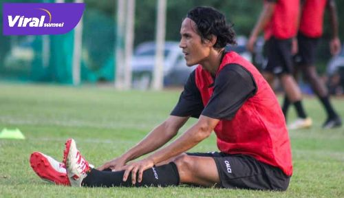 Ambrizal defender Sriwijaya FC. FOTO : MO SFC